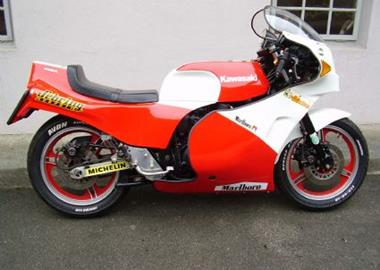 Gebrauchtmotorrad Kawasaki GPZ 750