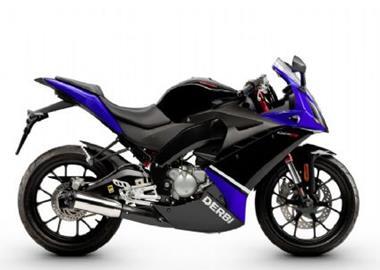 Gebrauchtmotorrad Derbi GPR 50 Racing