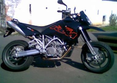 Gebrauchtmotorrad KTM 950 Supermoto