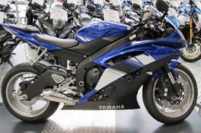 Yamaha YZF-R6R Umbau anzeigen