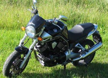 Yamaha BT 1100 Bulldog Custom Bike