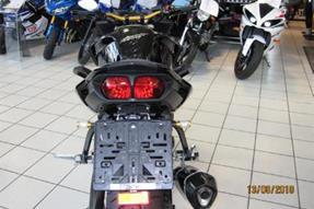 Yamaha FZ-8N Umbau anzeigen