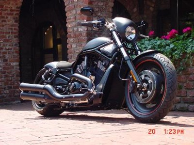 Night Rod Special VRSCDX