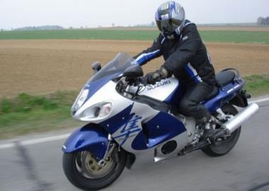Gebrauchtmotorrad Suzuki GSX 1300 R Hayabusa