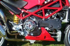 Ducati Monster S4RS Umbau anzeigen