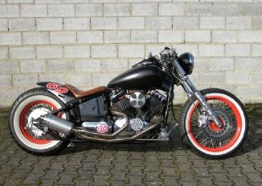 Gebrauchtmotorrad Yamaha XVS 650 Drag Star