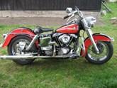 Harley-Davidson Late Shovel
