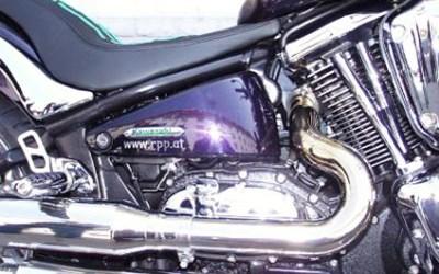 Kawasaki VN 2000 Stark umgebaut