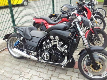 Umgebautes Motorrad Yamaha V Max VMX 1200 Von Nixgaschris