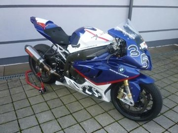 BMW S 1000 RR Custom Bike