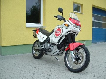 Cagiva Elefant 900E Custom Bike