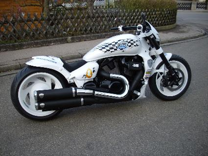 Suzuki Boulevard Mr Custom Parts