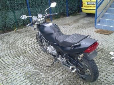 Umgebautes Motorrad Yamaha XJ 600 von Autohaus MK Müller GmbH - 1000PS.at