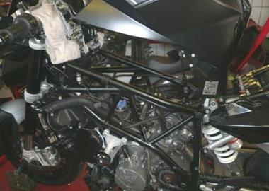 Gebrauchtmotorrad KTM 990 Super Duke