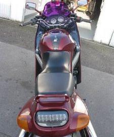 Kawasaki ZZR 1100 Custom Bike