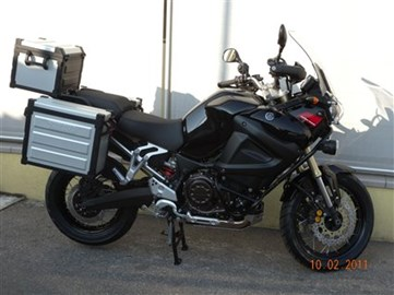 Yamaha XT 1200 Z Super Ténéré ABS Custom Bike