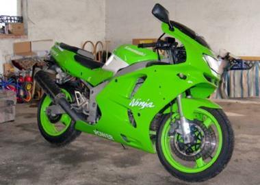 Gebrauchtmotorrad Kawasaki Ninja ZX-6R