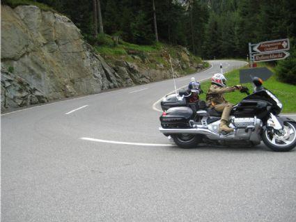 umgebautes motorrad honda gl 1800 goldwing von mwbike. Black Bedroom Furniture Sets. Home Design Ideas