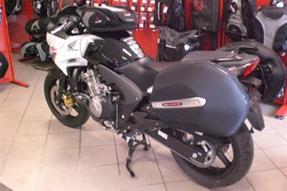Honda CBF 600 Umbau anzeigen
