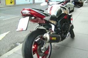 Yamaha FZ1 Umbau anzeigen