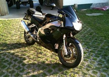Gebrauchtmotorrad Kawasaki ZXR 400