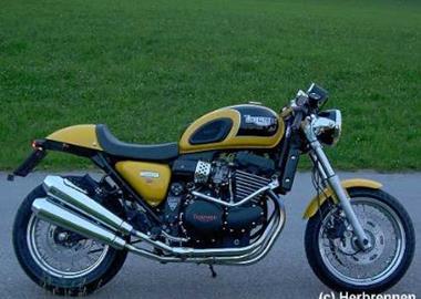 Gebrauchtmotorrad Triumph Thunderbird Sport