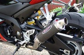 Suzuki GSX-R 1000 Umbau anzeigen
