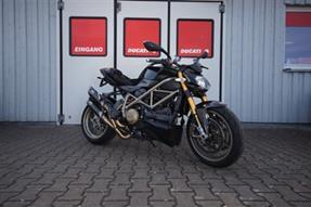 Ducati Streetfighter S Umbau anzeigen