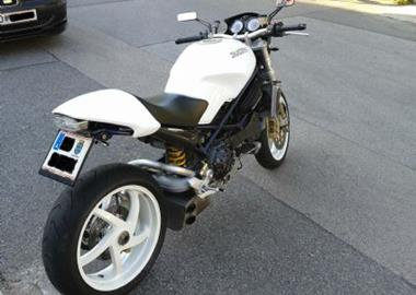 Gebrauchtmotorrad Ducati Monster S4R