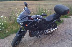 Yamaha TDM 900 Umbau anzeigen