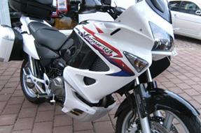 Honda XL 1000 V Varadero Umbau anzeigen