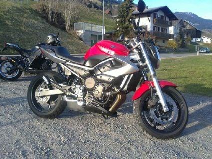 Umgebautes Motorrad Yamaha XJ6 von Gschwandti11 - 1000PS.at