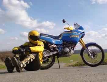 Gebrauchtmotorrad Yamaha XT600Z Tenere