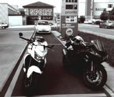 Kawasaki Z 750 Umbau anzeigen