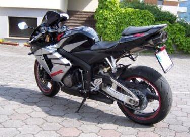Gebrauchtmotorrad Honda CBR 600 RR