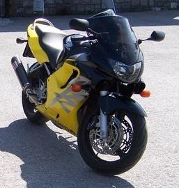 Gebrauchtmotorrad Honda CBR 600 F