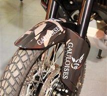 KTM 990 Adventure Umbau anzeigen
