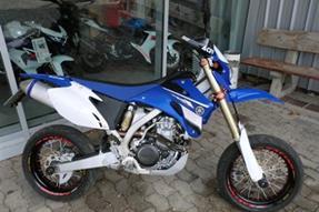 Yamaha WR 450 F Umbau anzeigen