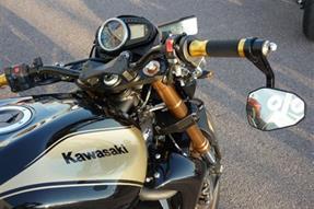 Kawasaki Z 750R Umbau anzeigen