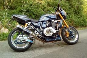 Kawasaki ZRX 1100 Umbau anzeigen