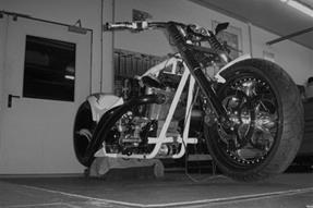 Yamaha XV 1600 Wild Star Umbau anzeigen