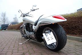 Suzuki Intruder M1800R Umbau anzeigen