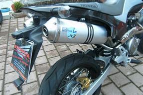 Honda FMX650 Umbau anzeigen