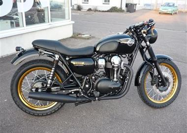 Kawasaki W 800 Custom Bike