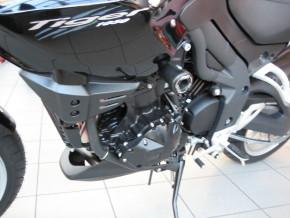 umgebautes motorrad triumph tiger 1050 von il moto gesmbh. Black Bedroom Furniture Sets. Home Design Ideas