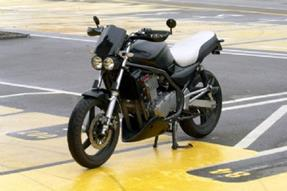 Kawasaki ER-5 Umbau anzeigen