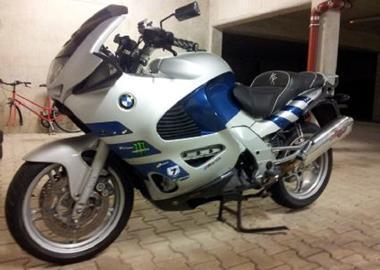 Gebrauchtmotorrad BMW K 1200 RS