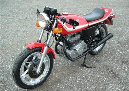 Ducati 500 GTV