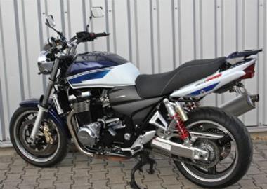 Gebrauchtmotorrad Suzuki GSX 1400