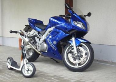 Gebrauchtmotorrad Suzuki SV 1000S